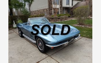 1967 Chevrolet Corvette Convertible for sale 101289496