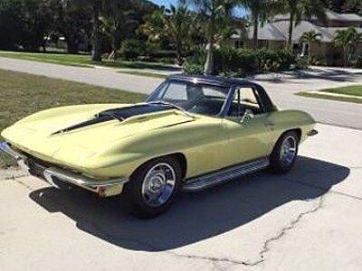 1967 Chevrolet Corvette for sale 101339230