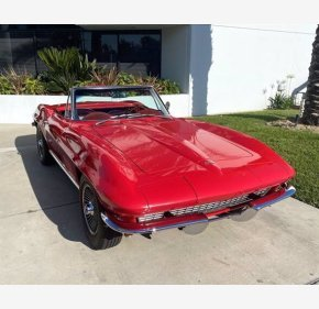 1967 Chevrolet Corvette Convertible for sale 101339575