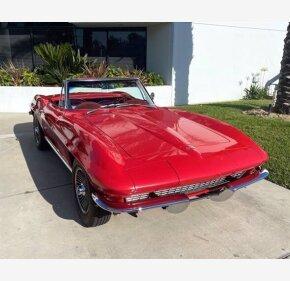 1967 Chevrolet Corvette Convertible for sale 101339575