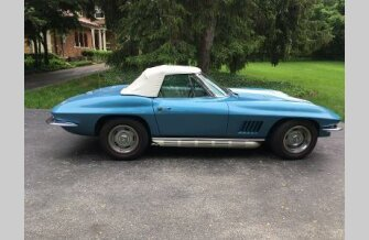 1967 Chevrolet Corvette 427 Convertible for sale 101354667