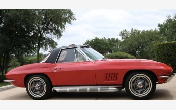 1967 Chevrolet Corvette Convertible for sale 101403771