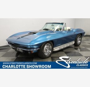 1967 Chevrolet Corvette Convertible for sale 101449365
