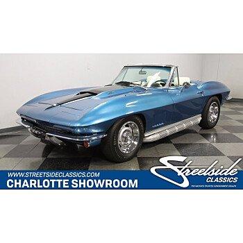 1967 Chevrolet Corvette Convertible for sale 101449365