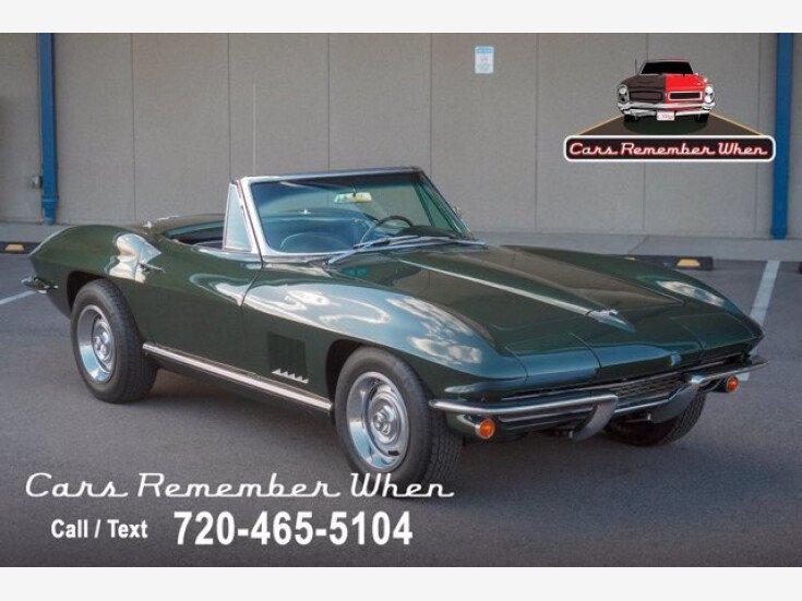 1967 Chevrolet Corvette for sale 101508449