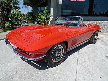 1967 Chevrolet Corvette Convertible for sale 101518725