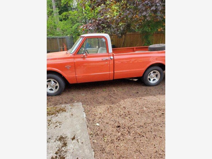 1967 Chevrolet Custom for sale 101377106