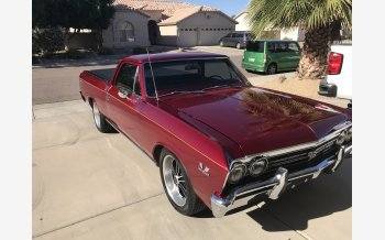 1967 Chevrolet El Camino SS for sale 101240374
