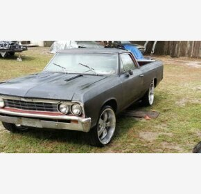 1967 Chevrolet El Camino for sale 100828580