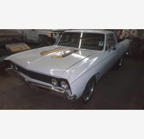 1967 Chevrolet El Camino for sale 101062290