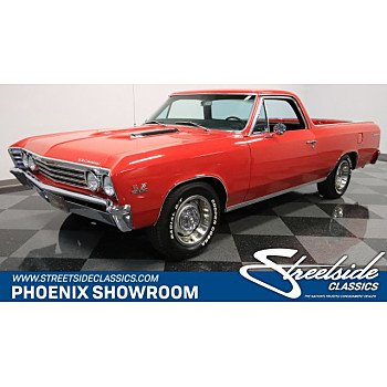 1967 Chevrolet El Camino for sale 101073797