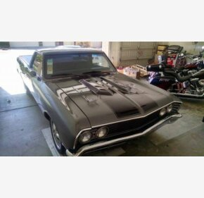 1967 Chevrolet El Camino for sale 101091746