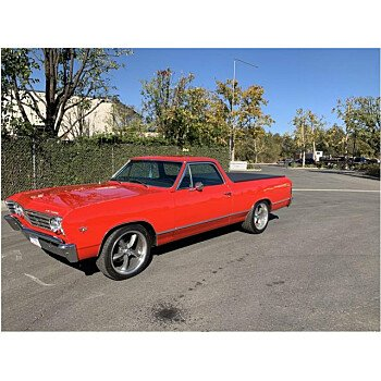 1967 Chevrolet El Camino for sale 101236165