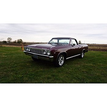 1967 Chevrolet El Camino for sale 101396029
