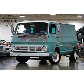 1967 Chevrolet G10 for sale 101231048
