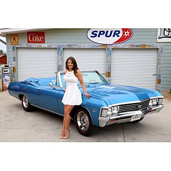 1967 Chevrolet Impala for sale 101074507