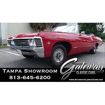 1967 Chevrolet Impala for sale 100973541