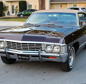 1967 Chevrolet Impala for sale 101097090