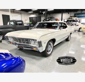 1967 Chevrolet Impala for sale 101106376