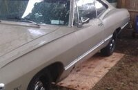 1967 Chevrolet Impala Coupe for sale 101125090