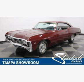 1967 Chevrolet Impala for sale 101230081