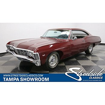 1967 Chevrolet Impala for sale 101230081