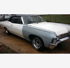 1967 Chevrolet Impala Convertible for sale 101304986