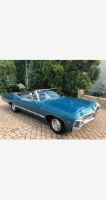 1967 Chevrolet Impala Convertible for sale 101330072