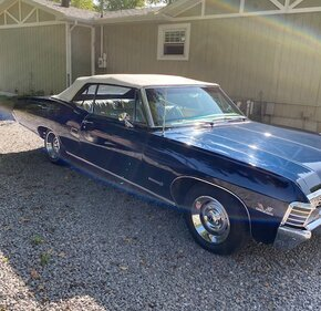 1967 Chevrolet Impala Convertible for sale 101335586