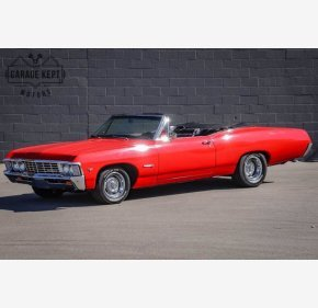 1967 Chevrolet Impala for sale 101389484