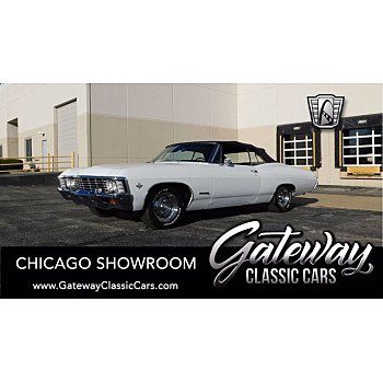 1967 Chevrolet Impala for sale 101426612