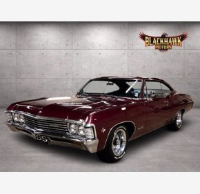 1967 Chevrolet Impala SS for sale 101431000