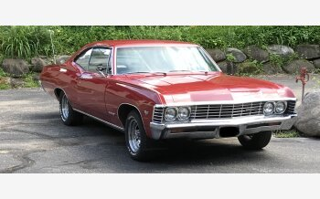 1967 Chevrolet Impala SS for sale 101438979