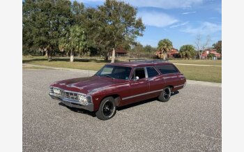 1967 Chevrolet Impala Wagon for sale 101444499