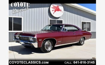 1967 Chevrolet Impala SS for sale 101446296