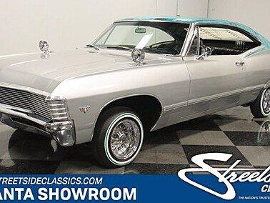 1967 Chevrolet Impala for sale 101517406