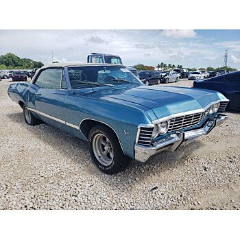 1967 Chevrolet Impala for sale 101523258