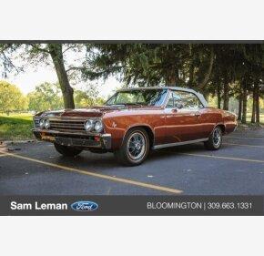 1967 Chevrolet Malibu for sale 101028077