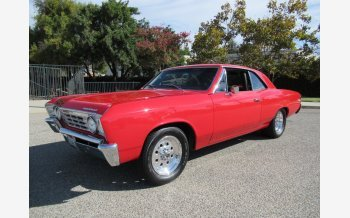 1967 Chevrolet Malibu for sale 101223416