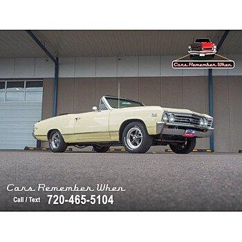 1967 Chevrolet Malibu for sale 101330983