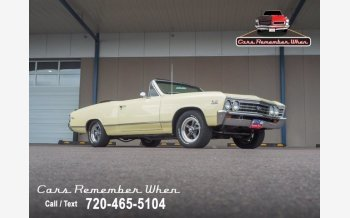 1967 Chevrolet Malibu for sale 101330983