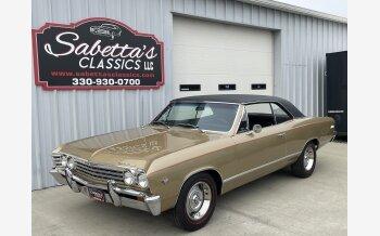 1967 Chevrolet Malibu for sale 101444240