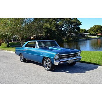 1967 Chevrolet Nova for sale 100998183