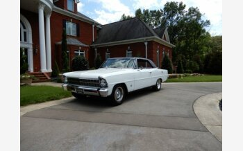 1967 Chevrolet Nova for sale 101012066