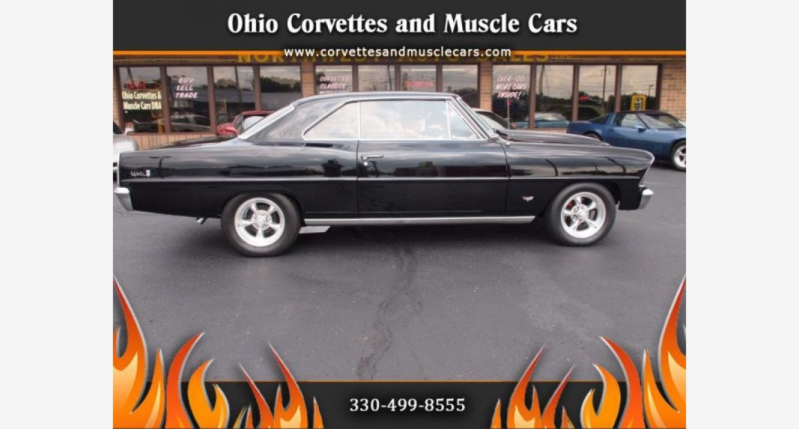 1967 Chevrolet Nova for sale 101020788
