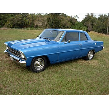 1967 Chevrolet Nova for sale 101078848
