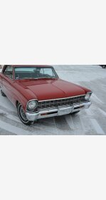 1967 Chevrolet Nova for sale 101460244