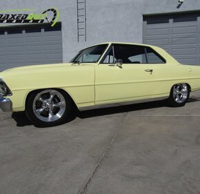 1967 Chevrolet Nova Coupe for sale 101420623