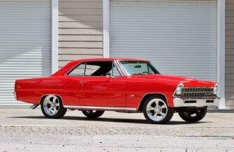 1967 Chevrolet Nova Coupe for sale 101499995