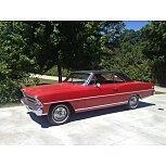 1967 Chevrolet Nova for sale 100775478